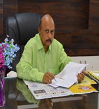Dr.R.V.Krishna Reddy